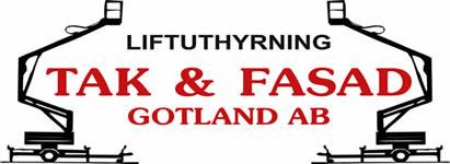 Tak & Fasad Gotland AB Logo